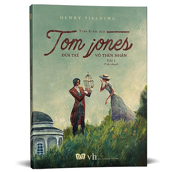 Hộp Sách Tom Jones - Đứa Trẻ Vô Thừa Nhận (Tập 1 + 2)
