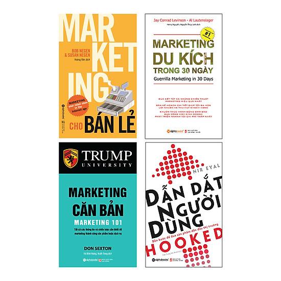 Combo Chiến Lược Marketing (4 Cuốn)