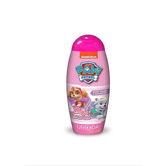 Gội & tắm dưỡng thể URODA PAW PATROL PINK 2&1 dành cho trẻ em  – ĐỘI CHÓ CỨU HỘ HỒNG</spa