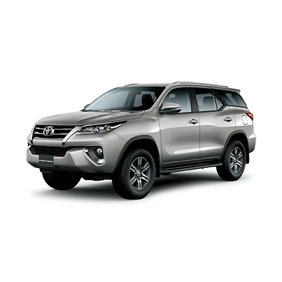 Xe Ô Tô Toyota FORTUNER 2.7AT 4x2 DSL - Đồng