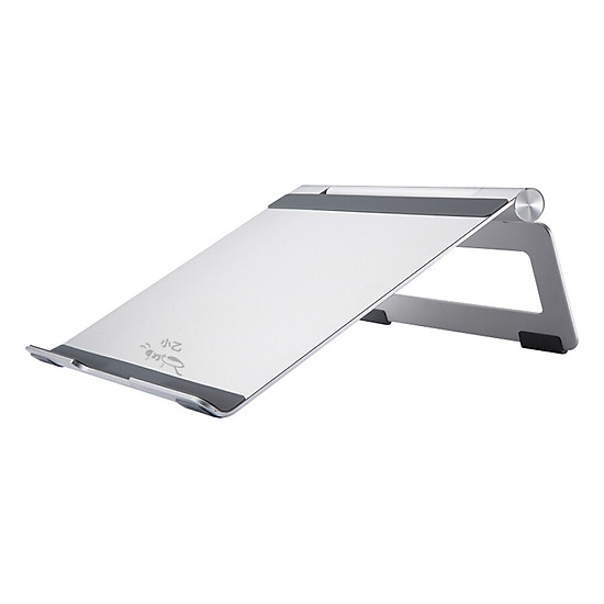 Small B notebook stand game this lift bracket 14/15.6/17 inch computer radiator aluminum alloy desktop folding bracket protect cervical spine for apple millet and other AF29-S silver