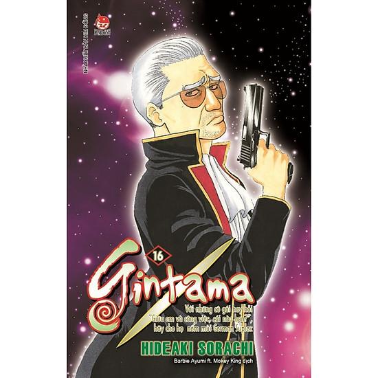 Gintama (Tái bản) – Tập 16