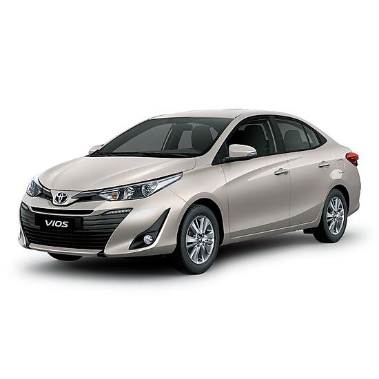 Xe Ô Tô Toyota VIOS 1.5G (CVT) - Be