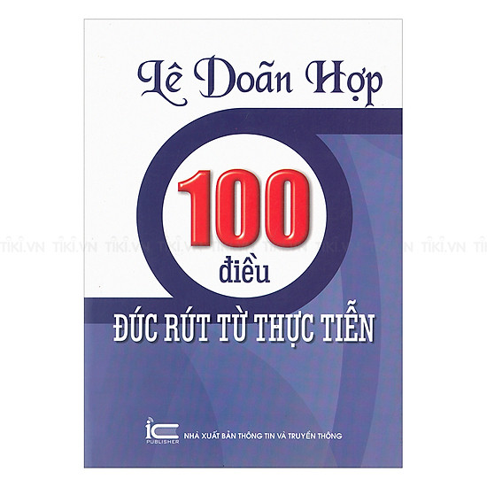 Lê Doãn Hợp - 100 Điều Đúc Rút Từ Thực Tiễn