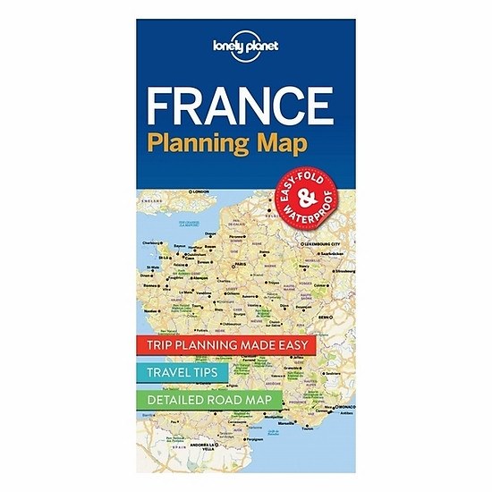 France Planning Map 1