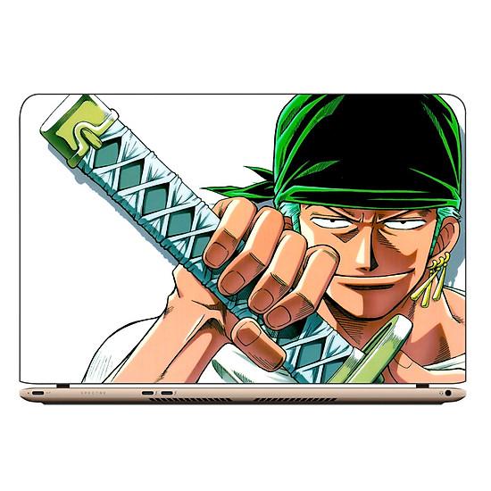 Mẫu Dán Decal Laptop Hoạt Hình Anime Nhật Bản DCLTHH 268