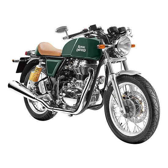 Xe Motor Royal Enfield Continetial GT - Xanh=130.150.000 ₫