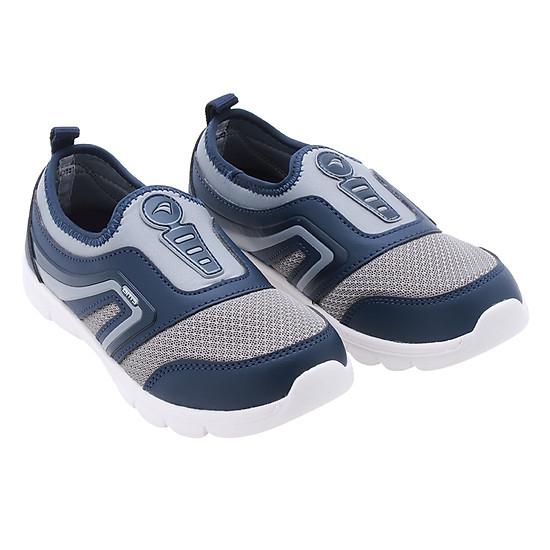 Giày Thể Thao Lưới Dệt Bé Trai Biti's DSB127100XNH - Xanh Nhớt