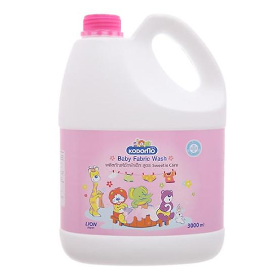 Dung Dịch Giặt Xả Kodomo Sweetie Care 3000ml – Thái Lan