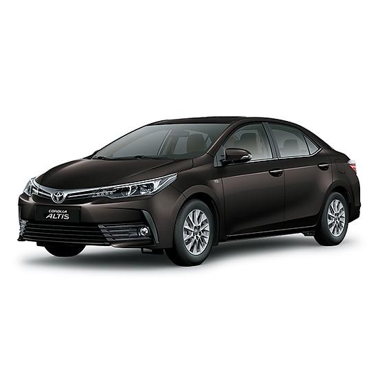 Xe Ô Tô Toyota COROLLA ALTIS 1.8E MT (HTML) - Nâu