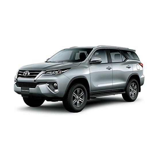Xe Ô Tô Toyota FORTUNER 2.4AT 4x4 HTM - Bạc