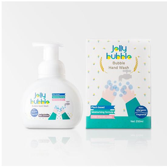 Nước rửa tay  cho bé Jelly Bubble 250ml