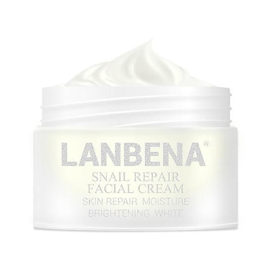 [Hàng mới về] Kem ốc sên LANBENA nuôi dưỡng cấp ẩm cho làn da săn chắc