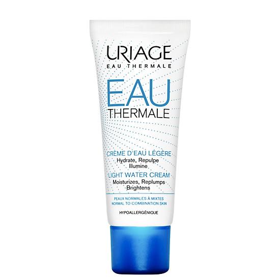 Kem dưỡng ẩm sáng da của Pháp, Uriage Light Water (40ml) | KBM02
