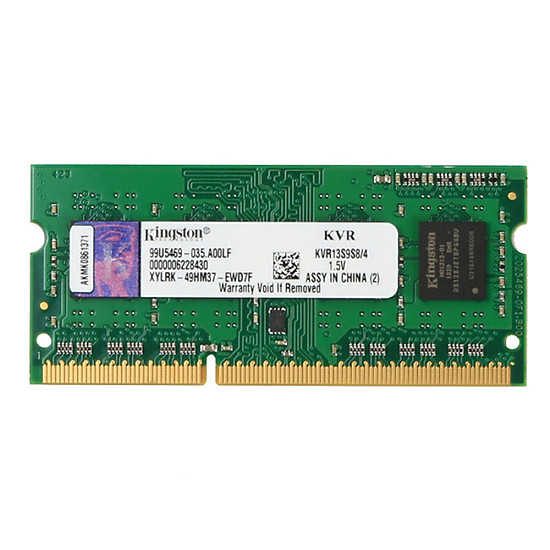 DDR3 4GB 1333Mhz (PC3-10600s) cho laptop