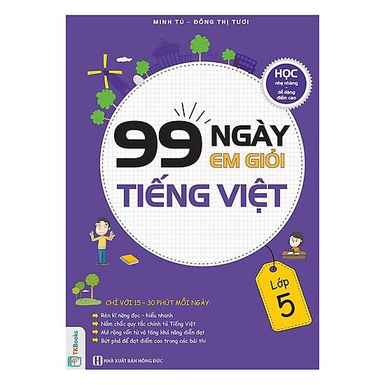 99 Ngày Em Giỏi Tiếng Việt Lớp 5