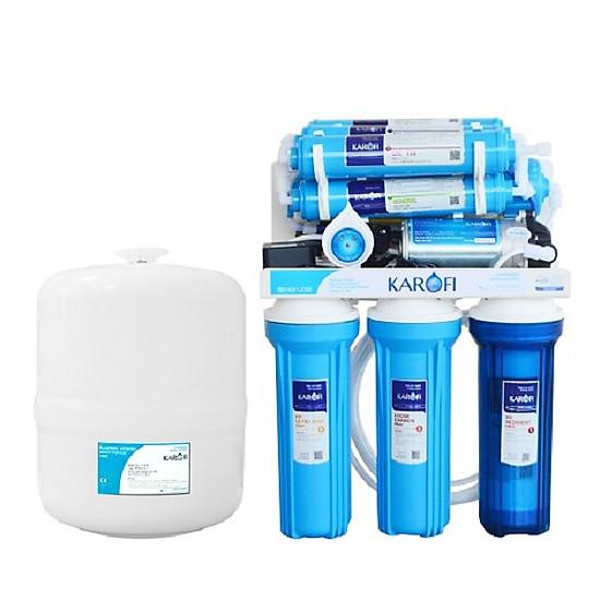 Máy lọc nước Karofi sRO 8 cấp lọc KT-KS80, Không tủ