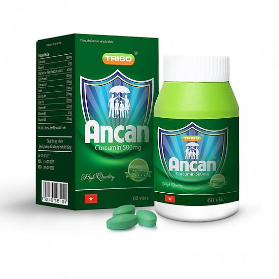 Thực phẩm chức năng bảo vệ sức khỏe ANCAN (60 Viên)