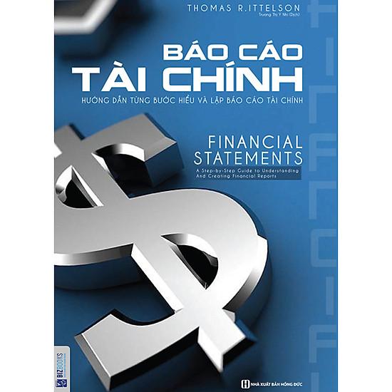 Sách Báo cáo tài chính-Sách Kinh Tế Doanh Nhân