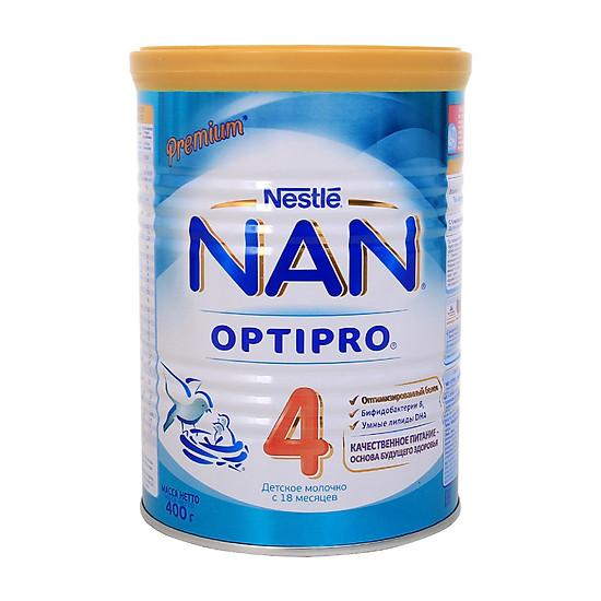 Sữa Bột Nestlé NAN Nga Optipro 4 (800g)