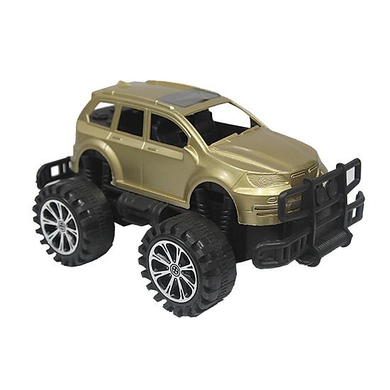 Đồ Chơi Xe Địa Hình Chạy Trớn Boy Toys - D302 - Màu Vàng