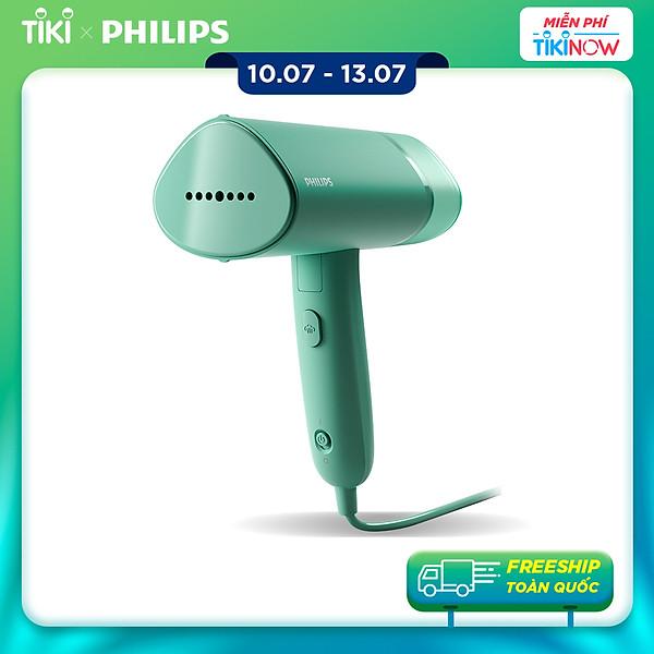 Bàn là hơi nước cầm tay du lịch Philips STH3010/70 – Hàng Chính Hãng