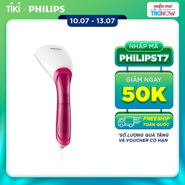 Bàn Ủi Hơi Nước Cầm Tay Philips GC350 (1000W) – Hàng Chính Hãng