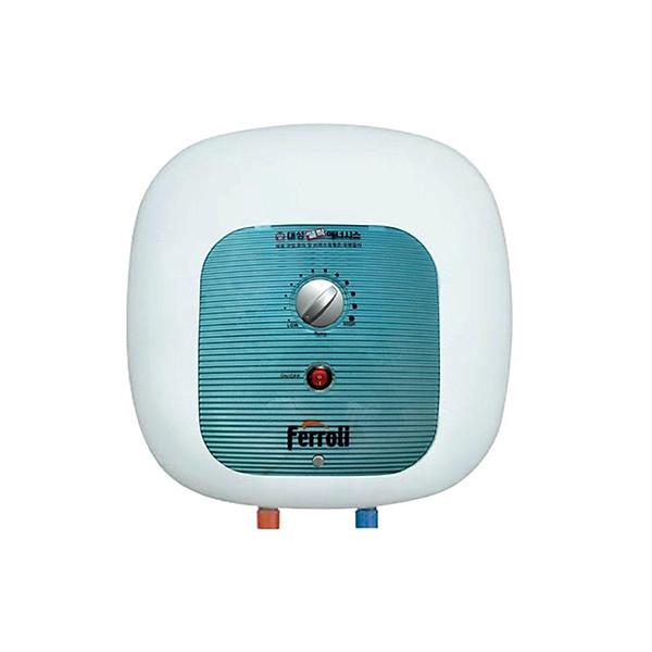 Bình nước nóng Ferroli CUBO chống giật (15L) – hàng chính hãng