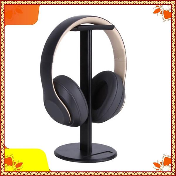 Kệ nhôm để tai nghe kèm giá đỡ điện thoại sành điệu – Headphone – Hàng chính hãng