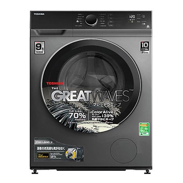 Máy giặt cửa trước Toshiba Inverter 9.5kg TW-BK105M4V(SK)