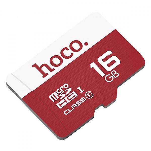 Thẻ Nhớ Hoco TF Micro-SD – 16GB – Hàng chính hãng