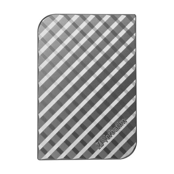 Ổ cứng di động Verbatim 2.5′ USB 3.0 2TB (Bạc) – Hàng chính hãng