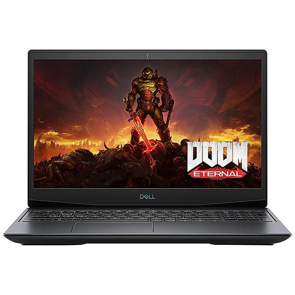 Laptop Dell Gaming G5 5500 70225485 (Core i7-10750H/ 8GB (4GB x2) DDR4 2933MHz/ 512GB SSD M.2 PCIe/ GTX 1660Ti 6GB GDDR6/ 15.6 FHD WVA, 120Hz/ Win10) – Hàng Chính Hãng