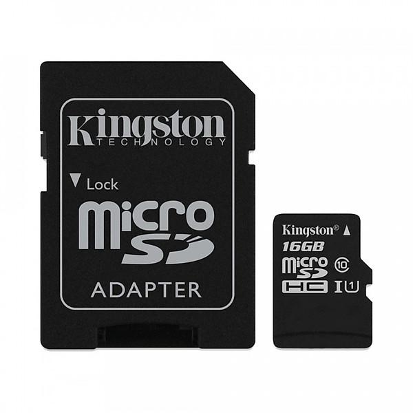 Thẻ nhớ Kingston SDCS 16GB