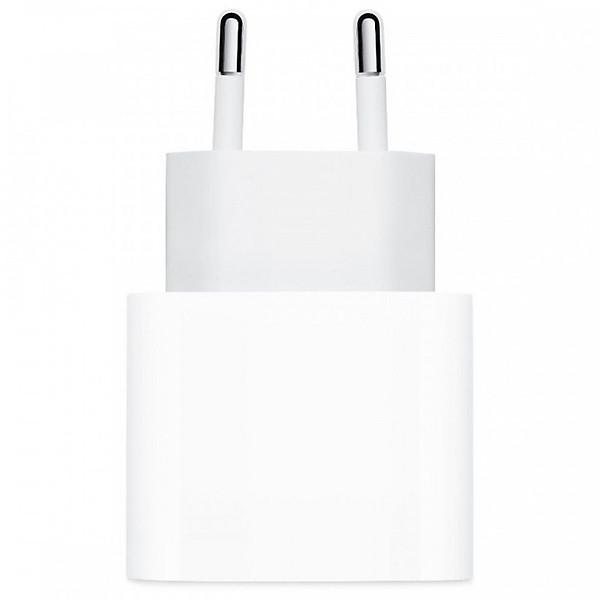 Adapter Sạc 1 Cổng USB Type-C 20W Apple MHJE3ZA/A – Hàng Chính Hãng