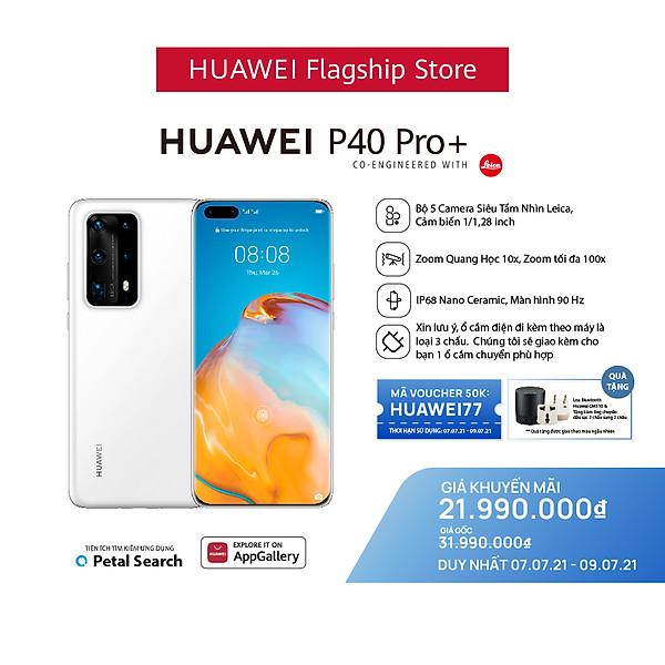 HUAWEI P40 Pro Plus 5G (8GB/512GB)  Bộ 5 Camera Siêu Tầm Nhìn Leica