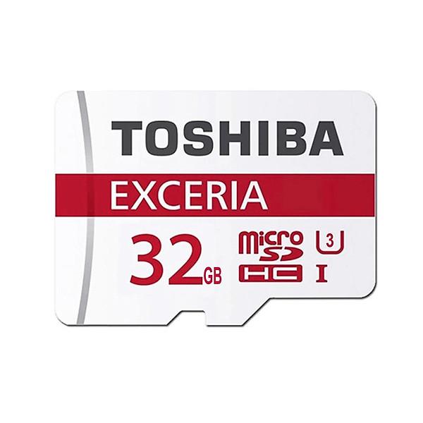 Thẻ Nhớ Micro SD Toshiba 32GB Class 10 – 48MB/s – Hàng Nhập Khẩu