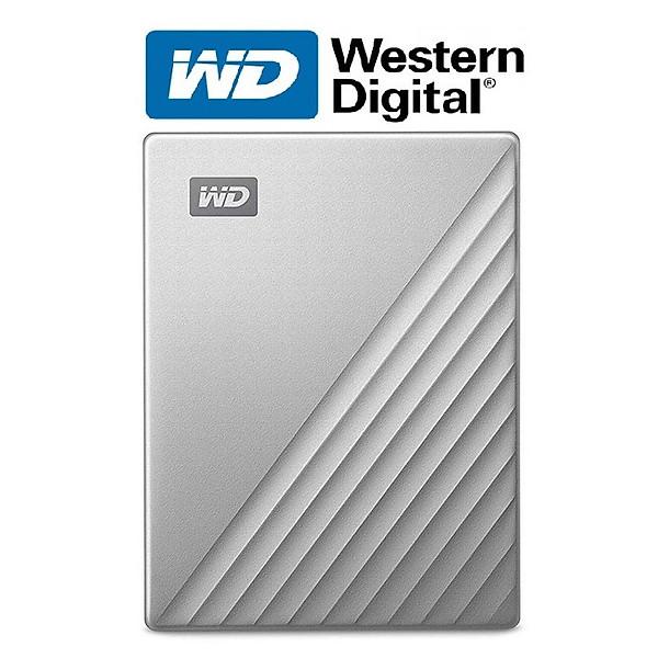 Ổ Cứng Di Động WD My Passport Ultra 4TB FOR MAC – Hàng Nhập Khẩu