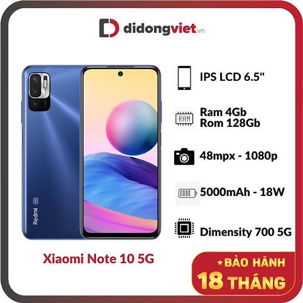Xiaomi Note 10 5G (4GB/128GB) –  Hàng Chính Hãng