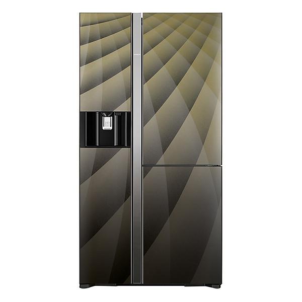 Tủ Lạnh Side By Side Inverter Hitachi R-FM800AGPGV4X-DIA (584 lít)