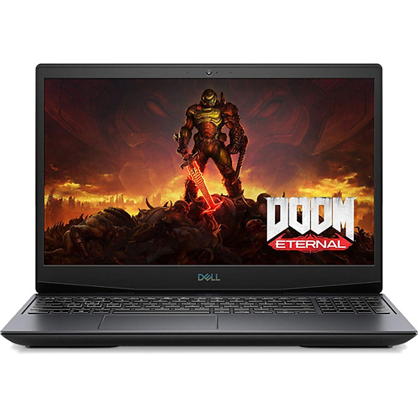 Laptop Dell Gaming G5 5500 70228123 (Core i7-10750H/ 16GB (8GB x2) DDR4 3200MHz/ 512GB SSD M.2 PCIe/ RTX 2060 6GB GDDR6/ 15.6 FHD WVA, 144Hz/ Win10) – Hàng Chính Hãng