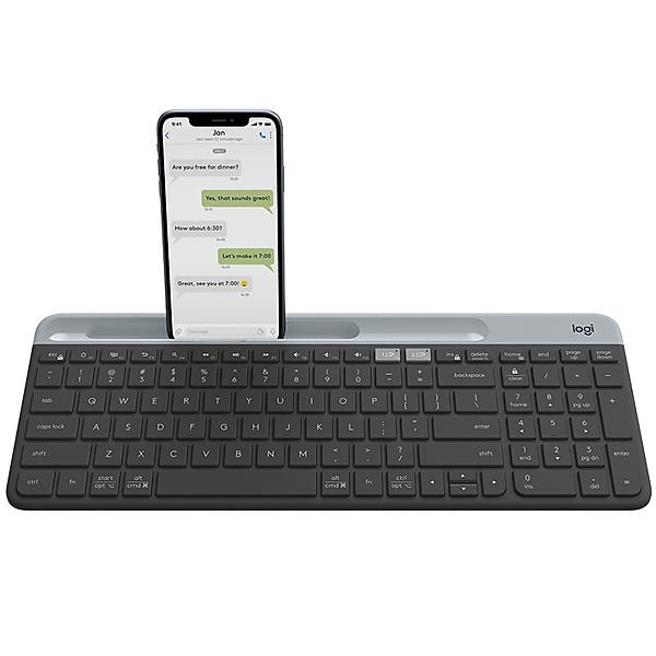 Bàn Phím Không Dây Bluetooth Logitech K580 – Hàng Chính Hãng