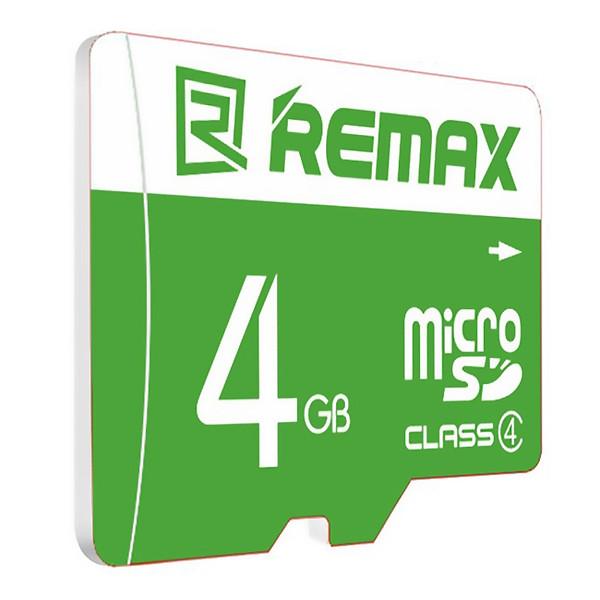 Thẻ Nhớ Micro SD 4GB Remax C4 (Xanh Lá)