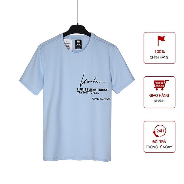 Áo Thun, Áo Phông Nam Thể Thao Unisex Cotton Form Rộng Trơn Basic Co Dãn 4 Chiều In Chữ Cao Cấp Big Sport