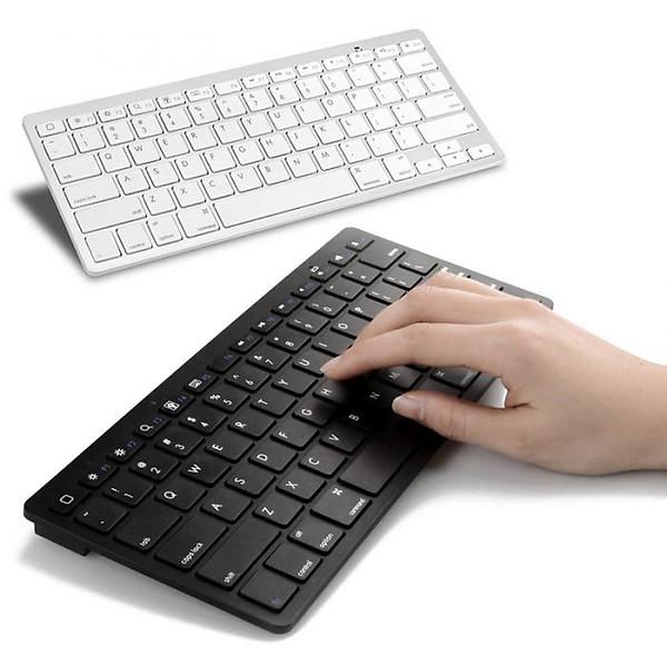 Bàn phím không dây bluetooth mini BK3001.HN cho điện thoại, ipad, máy tính bảng, laptop