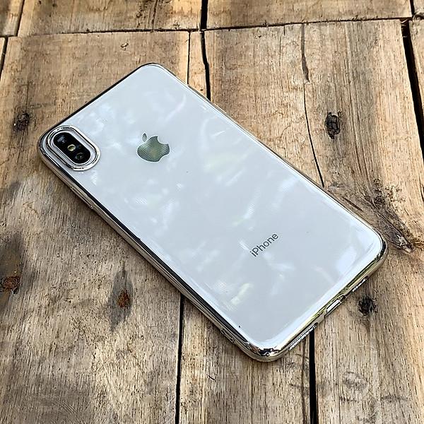 Ốp lưng viền dẻo si lưng trong dành cho iPhone 6 / 6s / 6 Plus / 6s Plus / 7 / 8 / SE 2020 / 7 Plus / 8 Plus / X / XS / XS Max / XR / 11 / 11 Pro / 11 Pro Max