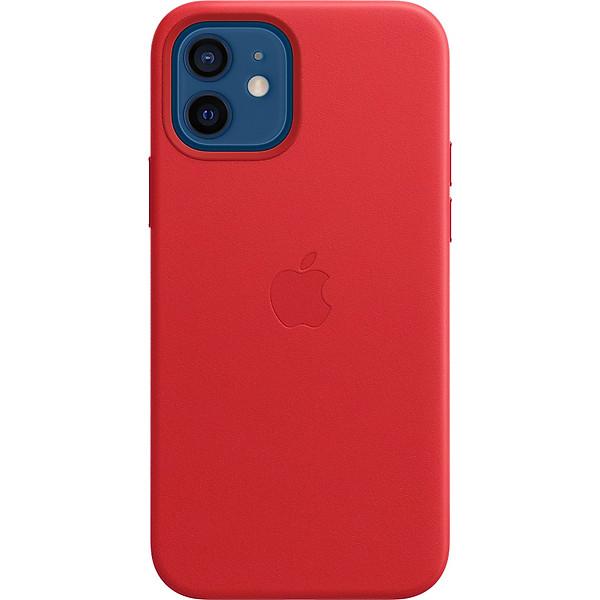 Ốp Lưng Magsafe Apple Leather Case Dành Cho iPhone 12 mini / iPhone 12 / iPhone 12 Pro / iPhone 12 Promax – Hàng Chính Hãng