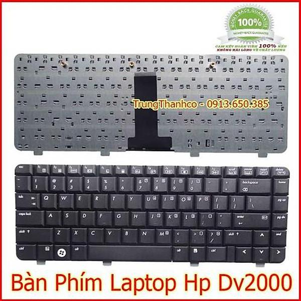 Bàn Phím dành cho Laptop Hp Dv2000