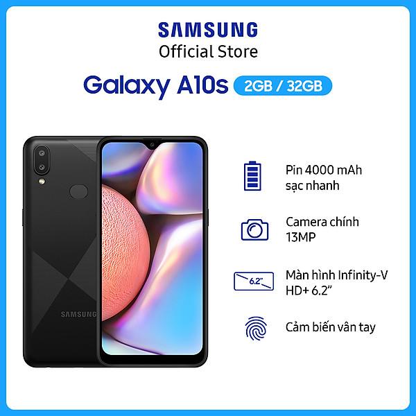 Điện Thoại Samsung Galaxy A10s (2GB/32GB) –  Hàng Chính Hãng