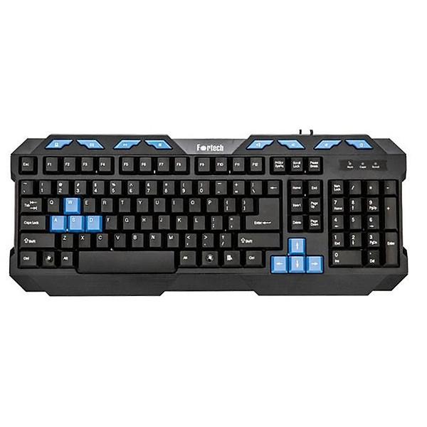 Bàn phím máy tính Fortech KB132 – Hàng chính hãng